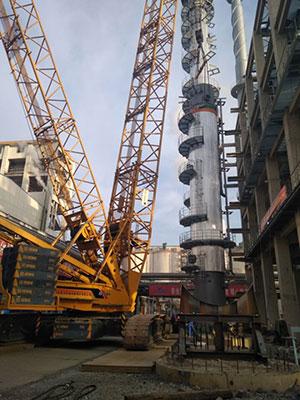 【图文】大型吊车出租值得选择_河北起重机租赁售后服务优