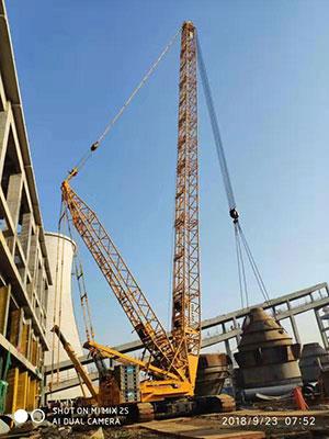 350吨履带吊