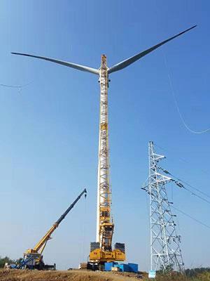 唐山400吨履带吊