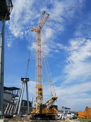 500吨履带吊
