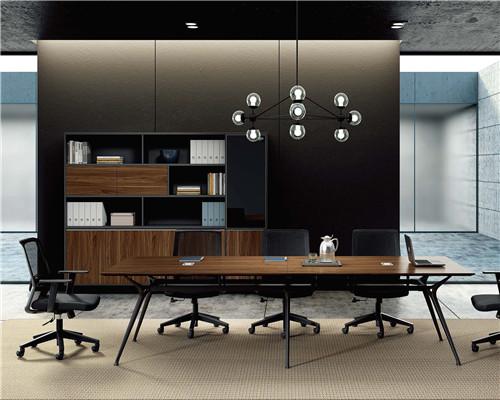 貴陽板式會議桌定製