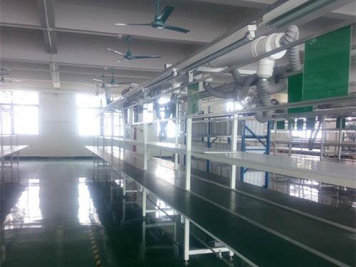 自動化生産線設計施工