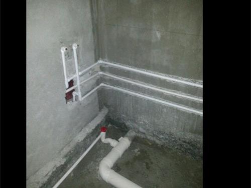 常平排水管工程