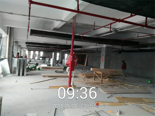 寮步水电安装施工队