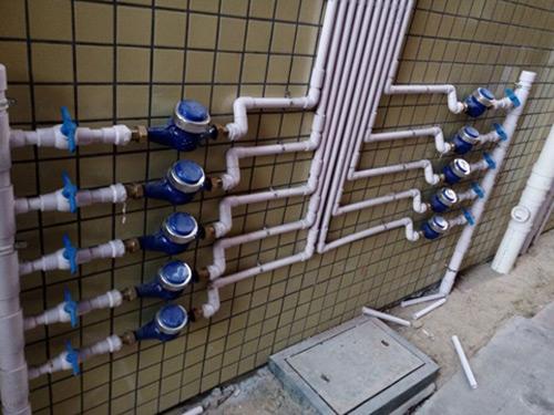 茶山给排水管道工程