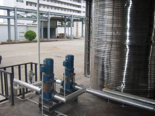 空调热能水器安装