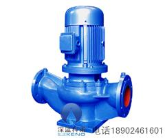 低轉速節能立式離心泵
