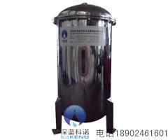 小型不锈钢景观水精滤机