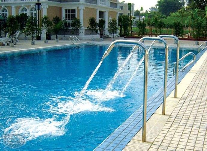 遊泳池水處理