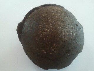 铁粉团球粘合剂