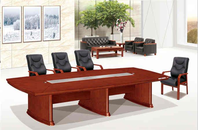 武汉实木会议桌