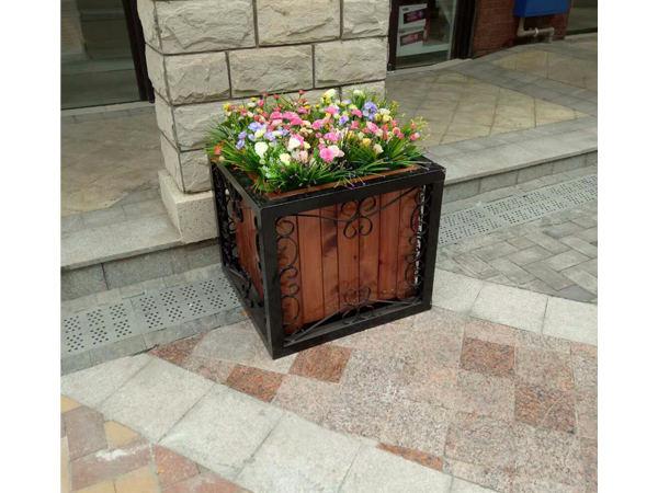 贵州铁艺花箱