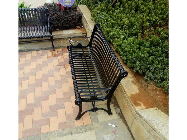 铁艺公园椅