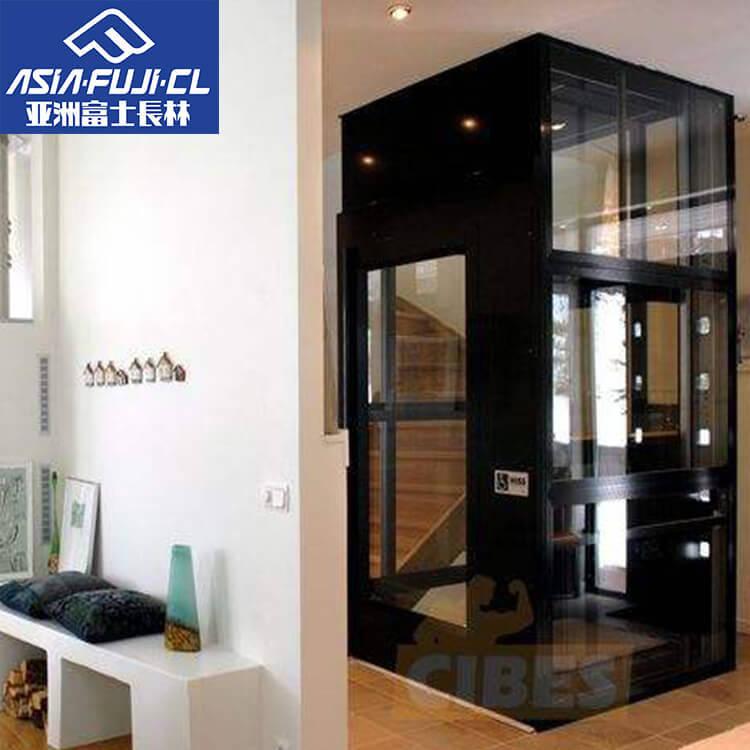 三层别墅的家用电梯多少钱