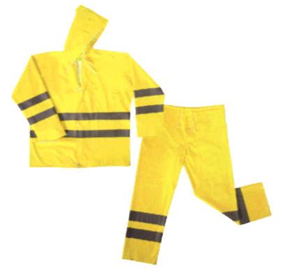 反光雨衣套装