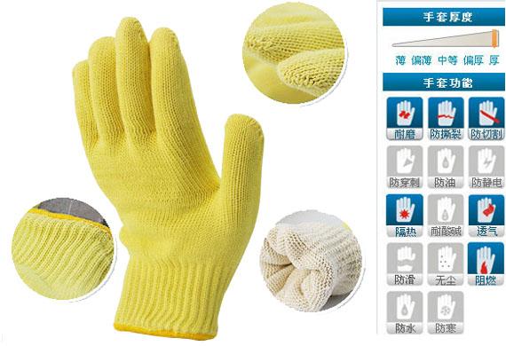 抗割耐热手套