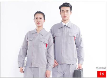 荆州厚型夹克套装灰色1080