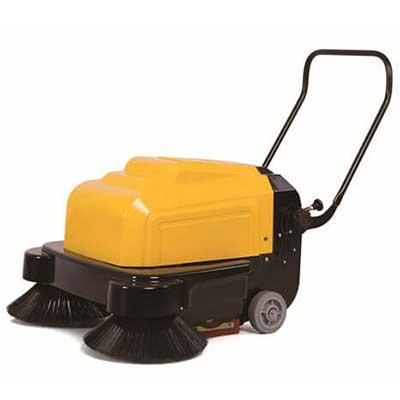 电动手推式扫地机