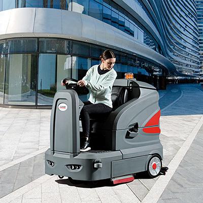 廊坊智慧型驾驶式洗地车