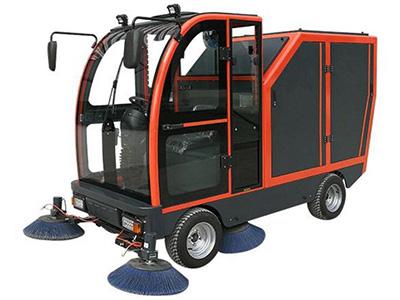 承德电动驾驶式扫地机