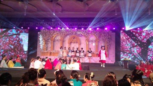 上海年会舞台搭建