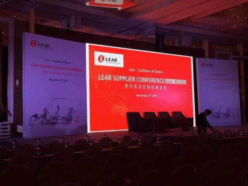 上海舞台会议设备搭建