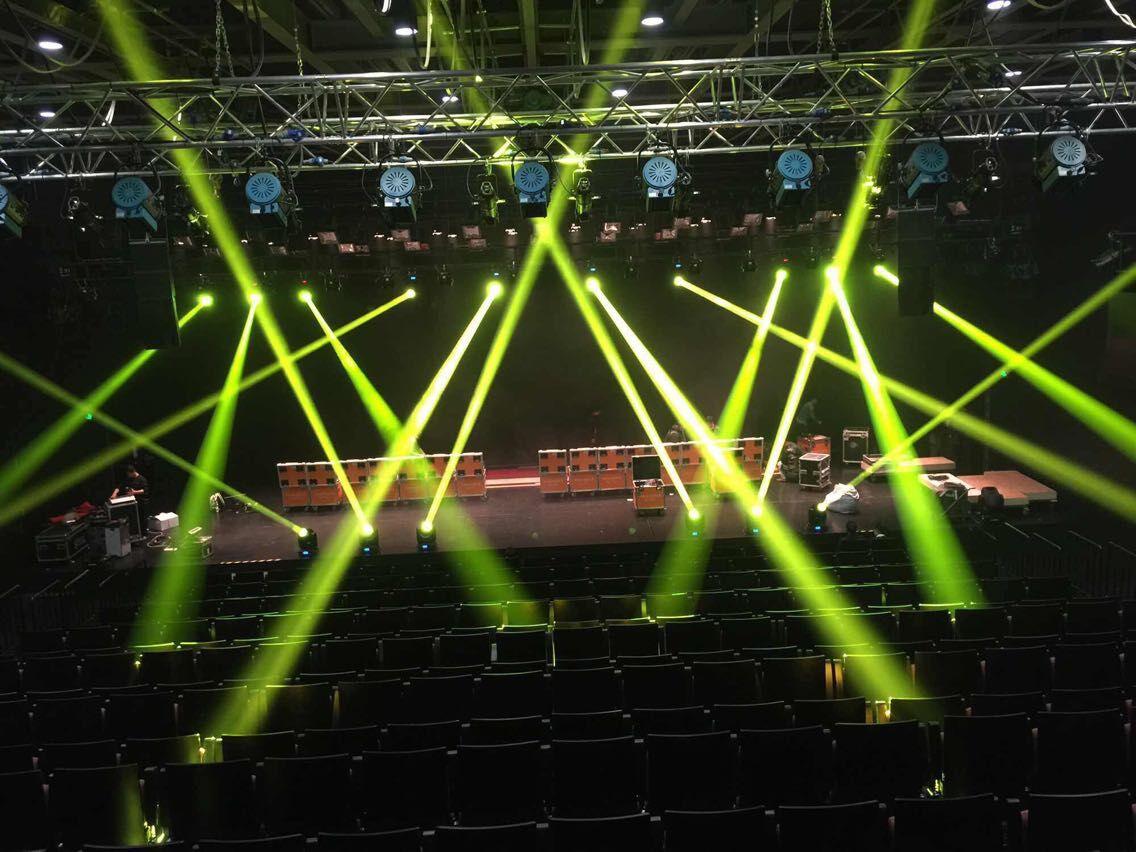 上海舞台搭建