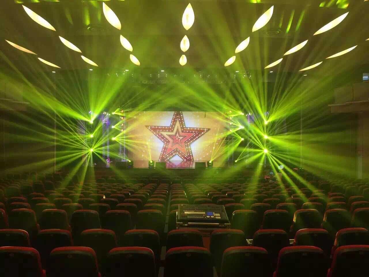 上海舞美灯光设备租赁