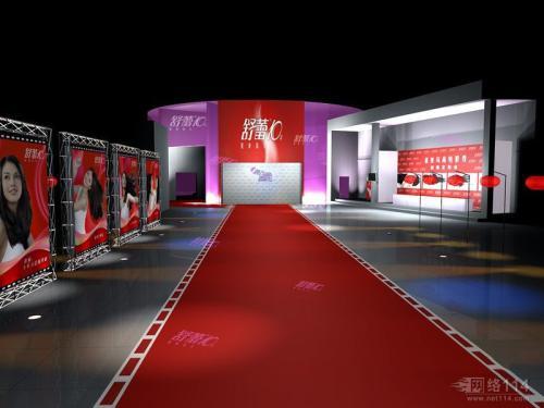 上海舞台背景搭建