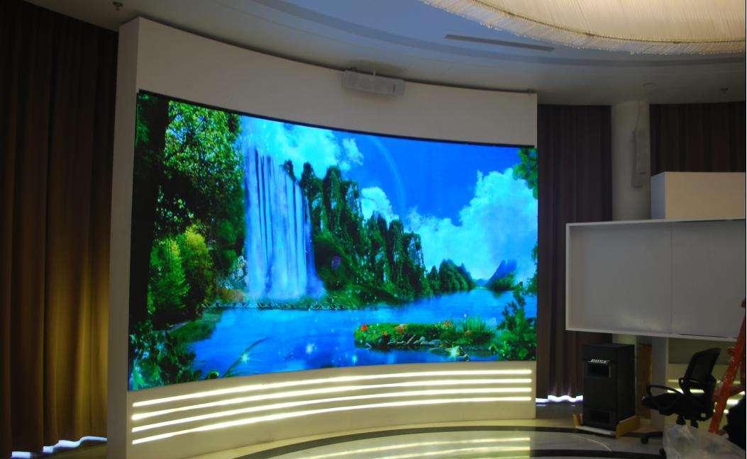 上海室内显示屏租赁