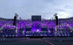 上海专业灯光音响大屏租赁