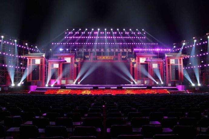 上海灯光音响LED大屏租赁