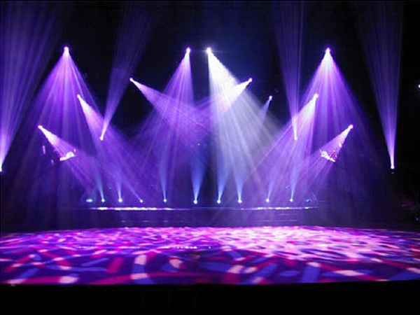 上海舞台灯光设备搭建