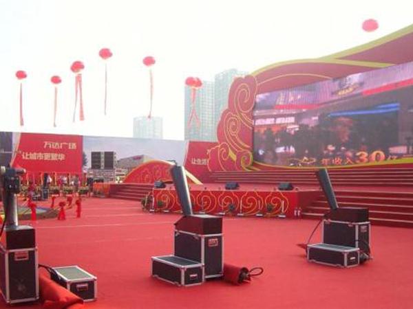 上海舞台音响设备搭建