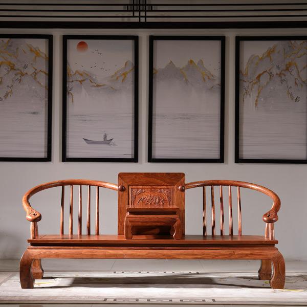 团圆情侣椅