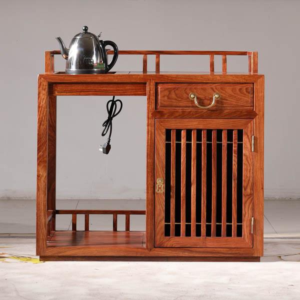 中式豪华茶水柜