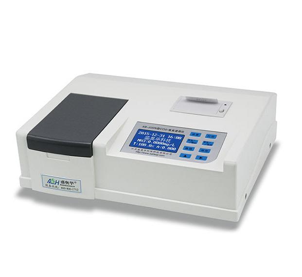 成都COD氨氮测定仪