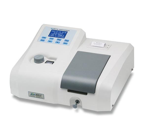水質氨氮的測定
