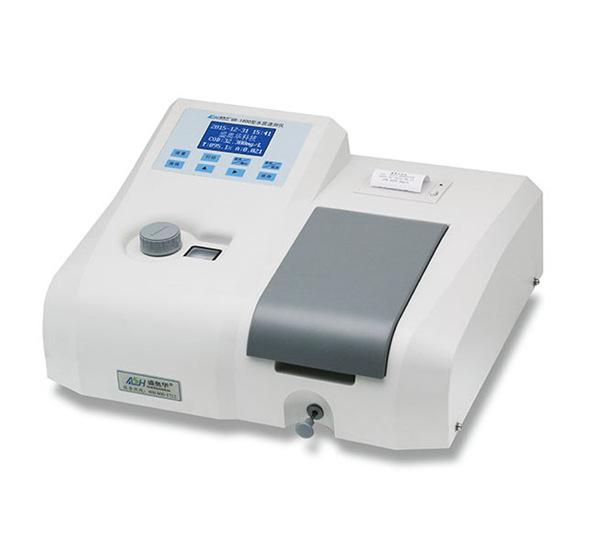 成都水質氨氮的測定