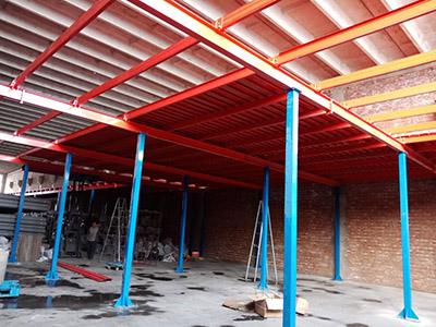石家庄钢结构平台