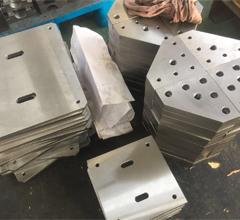 不锈钢安装板加工