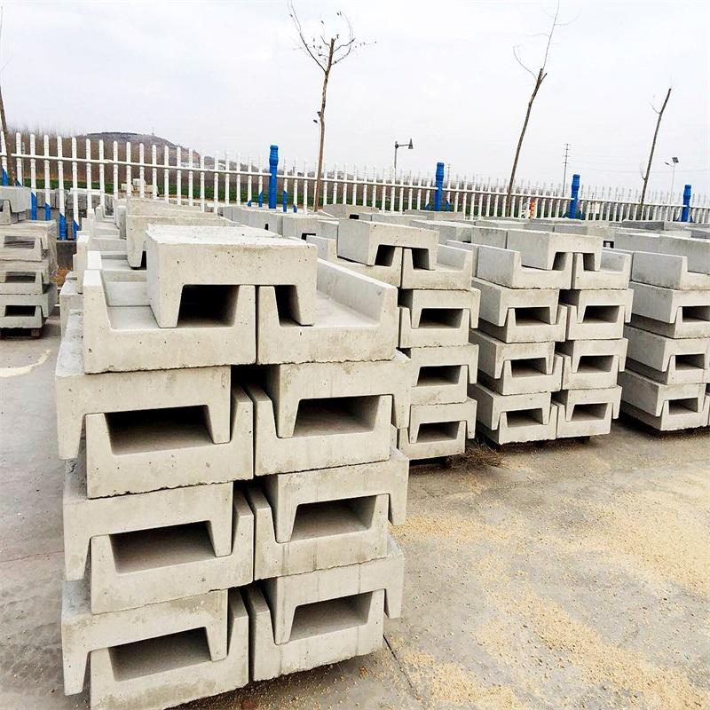 沧州济南导流槽产品-路沿石厂家