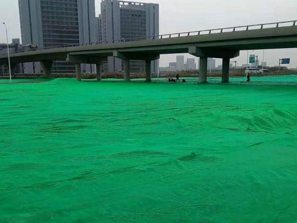工地防尘盖土网