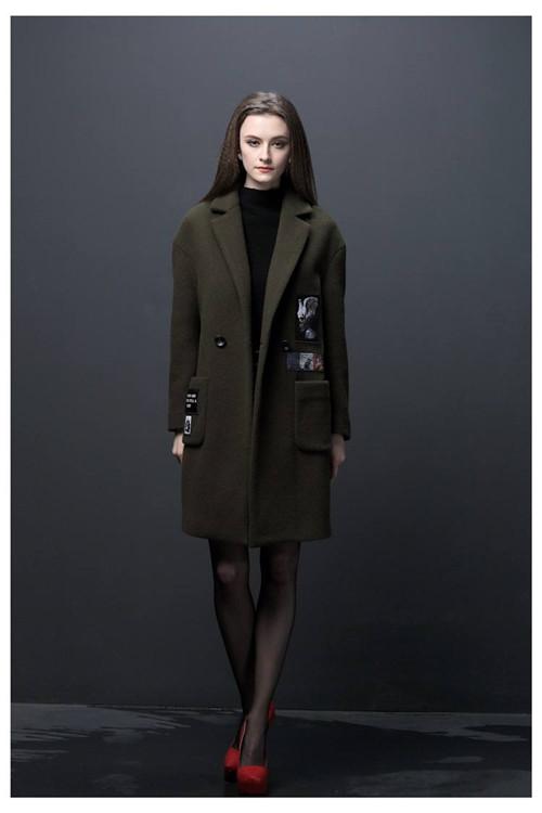 乐山冬季品牌女装加盟