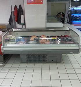 鲜肉柜(直柜)