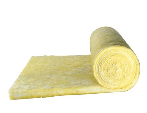 玻璃棉卷毡用什么做的