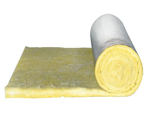 铝箔玻璃棉卷毡