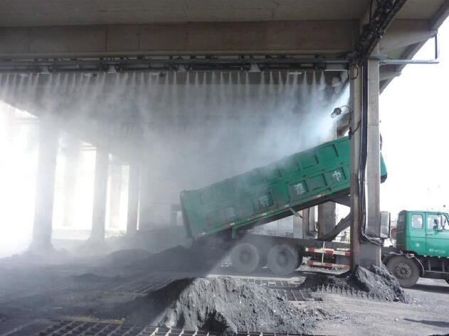 河南干雾抑尘设备生产厂