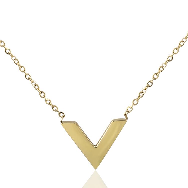 项链首饰PVD电镀