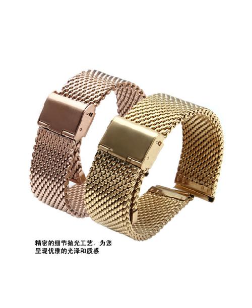 不锈钢手表带真空电镀